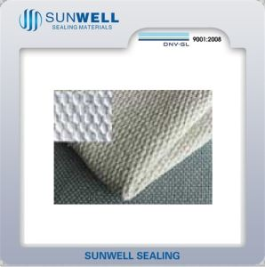 2017 Sunwell Good Quality Dusted Asbestos Cloth pictures & photos