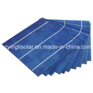 16.8%-19.7% 156*156mm Suitable Efficiency Ploy Solar Cell pictures & photos
