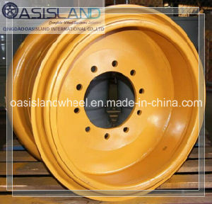 Earthmover and Grader Wheel Rim 24-10.00/1.7 for Cat pictures & photos