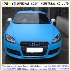 High Quality 1.52X30m Body Car Sticker Chrome Vinyl Film Chrome pictures & photos