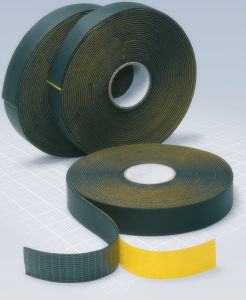 Adhesive Food Grade Viton Rubber Strip pictures & photos