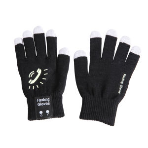 Custom Available Black Color Warm Wireless Gloves Bluetooth Headsfree Headphone pictures & photos