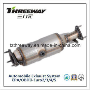 Three Way Catalytic Converter Direct Fit for Honda 2.0 pictures & photos