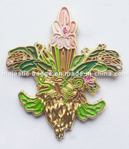 Customized Lapel Pin (Hz 1001 P157) pictures & photos