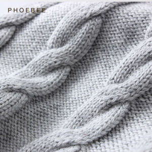 Phoebee Kids Knitted Hat with Cotton for Children Clothes pictures & photos