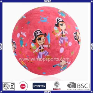 Promotion Gift Optional OEM Rubber Basketball Customized Wholesale for Kids pictures & photos