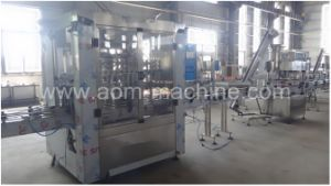 Automatic High Viscous Piston Servo Motor Liquid Filling Machine pictures & photos