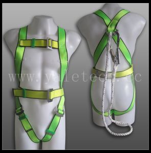 Full Body Safety Protection Harness Conform En361 pictures & photos