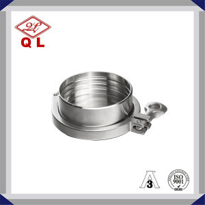 Sanitary Stainess Steel Union Ferrule Tri-Clamp Set pictures & photos