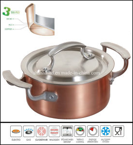 3ply China Products Stainless Steel Pot pictures & photos