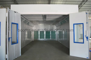 Popular Spray Paint Booth Car Spray Booth Price pictures & photos