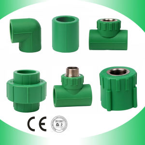 China PPR 1/2 Inch Union Fittings pictures & photos