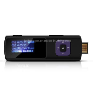 USB MP3 Player with TF Card Slot pictures & photos