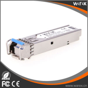 Compatible 1.25G SFP BIDI Transceiver Module Tx 1310nm/Rx 1550nm 20km pictures & photos