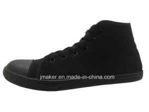 Classic High Top Men Canvas Footwear (3397-M) pictures & photos