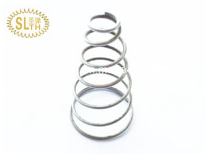 Slth Widly Usage Steel Conical Compression Spring pictures & photos