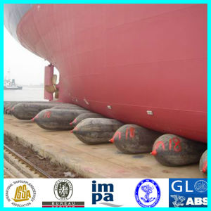 Floating Dock Ship Launching Marine Airbags pictures & photos