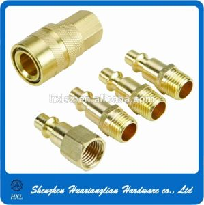 Brass CNC Machine Lamp Parts with High Quality pictures & photos