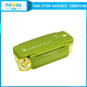 212*99*93mm Japanese New Arrival Food Fruit Plastic Lunch Box pictures & photos