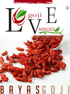 Organic Goji Berries Wholesale