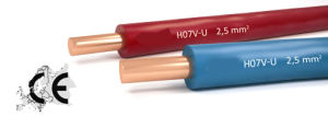 H07V-K Type PVC Insulated Flexible Cable pictures & photos