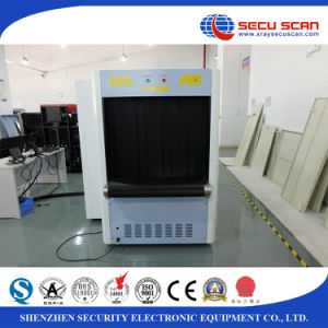 Multi View Airport, Military, Hotel, Railway X-ray Baggage Scanner pictures & photos