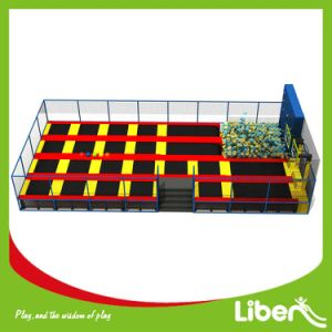 Large Indoor Extreme Trampoline Park for Adult pictures & photos