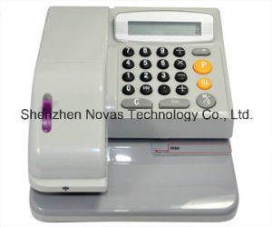 Auto Electronic Check Writers (RX200) pictures & photos