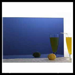 4mm Blue Colored Glass Mirror pictures & photos