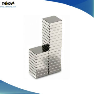 High Quality Various Shapes Permanent NdFeB Magnet for Alternator/DC Motor/Wind Turbine pictures & photos