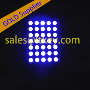 5X7 LED DOT Matrix with Different Matrix Heights pictures & photos