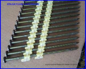 21 Degree Plastic Strip Nails pictures & photos