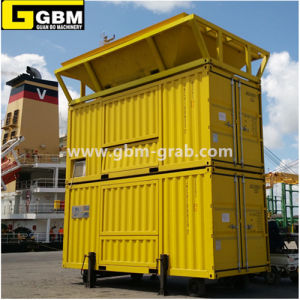 Containerised Mobile Bagging Unit for Packing Bulk Cargo pictures & photos