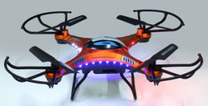 H8d 2.4G+5.8g RC Drone with HD Camera pictures & photos