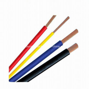 One Phase Ground Cable Flexible Wire Cable pictures & photos