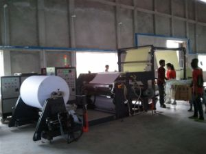Jyt-H Medical Plaster Hot Melt Coating Machine with CE Certificate pictures & photos
