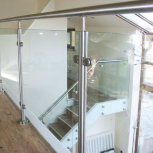 Stainless Steel Glass Railing Handrail Balustrade pictures & photos