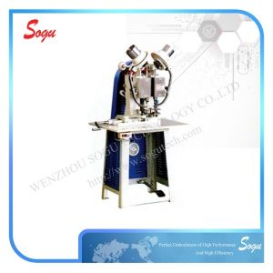 Twin Head Insole Riveting Machine pictures & photos