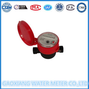 Single Jet Domestic Hot Water Meter From China Manufacturer pictures & photos
