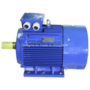 Y3 Three Phase Asynchronous Induction High Efficiency Electric Motor pictures & photos
