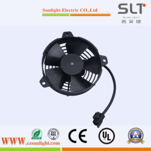 Plastic Mini Electrical Cooling Radiator Fan for Bus pictures & photos