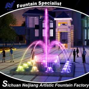Kinds of Mini Music Fountain Small Fountain pictures & photos