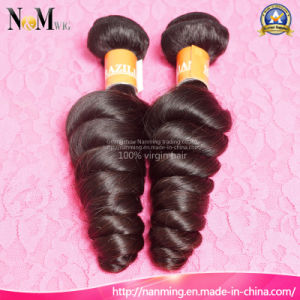Cheap Brazilian Hair 100% Unprocessed Remy Hair (QB-BVRH-LW) pictures & photos