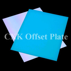 China Sample Free Offset PS Plate pictures & photos