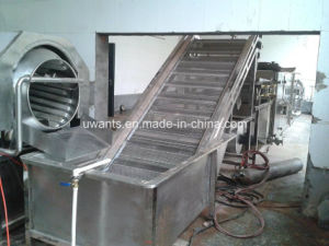 Professional Vegetable&Fruit Air Bubble Washing Machine pictures & photos