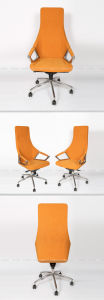 Swivel Adjustable Manager Fabric High Back Ergonomic Executive Boss Office Chair pictures & photos