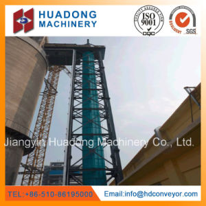 90 Degree Corrugated Sidewall Cleated Conveyor for Bulk Material pictures & photos