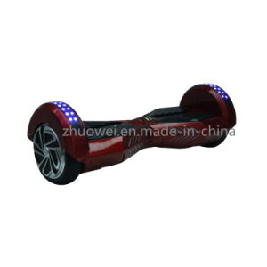 Two Wheel Self Electric Balance Scooter with LED Lighting