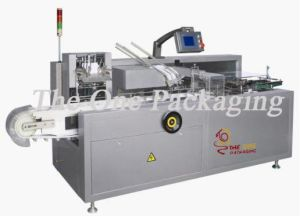 Horizontal Automatic Cartoning Machine for Sachet pictures & photos
