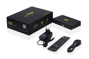 V8 Angelandroid 4.4 IPTV+DVB-S2/T2/C Best HD Satellite Receiver pictures & photos